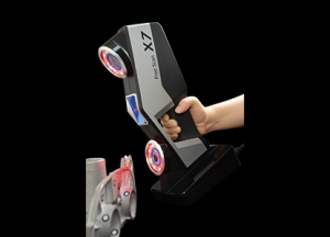 FreeScan X7激光手持3D扫描仪
